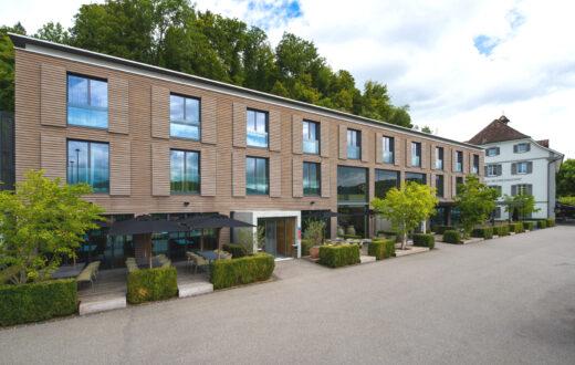 """""""Sommerfrische-Special"""" im Bad Bubendorf Hotel"""