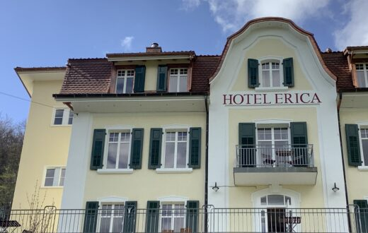 """Brötel-Picknick-Korb"" im Hotel Erica, Langenbruck"