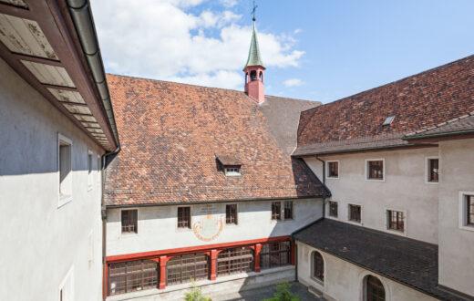 """""""Fröhlichkeit"""" im Kloster Dornach, Dornach"""