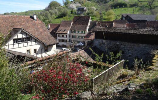 """""""Aktivitäten für Paare und Familien"""" in der Oberen Mühle, Oltingen"""
