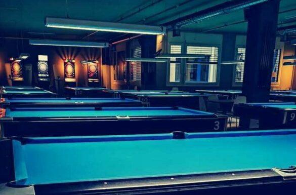 Billiard und Bowlingcenter Sprisse