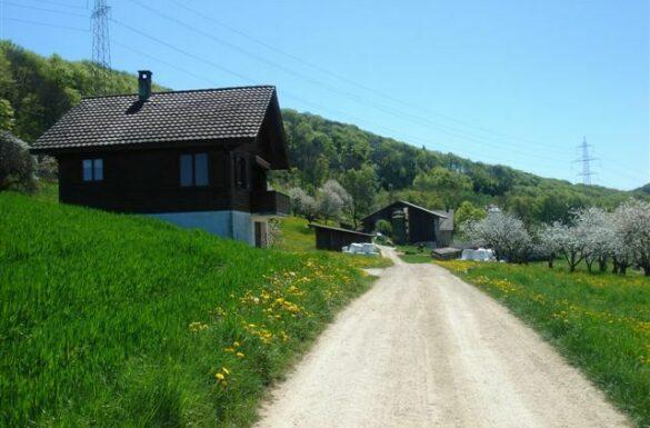 Chalet Staufenhof