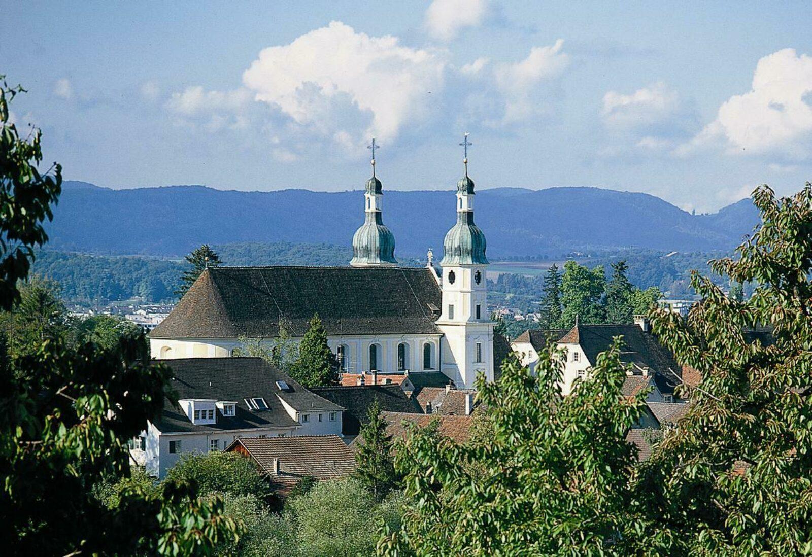 Arlesheim Dom Baselland