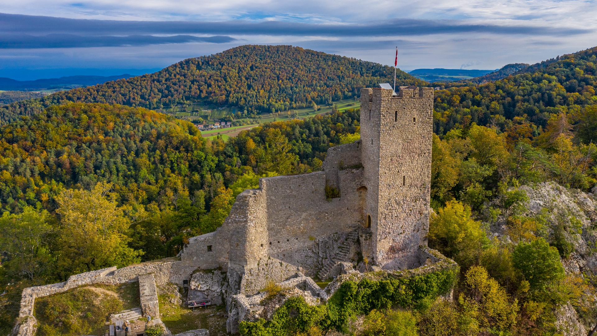 Ruine Waldenburg HD 0487