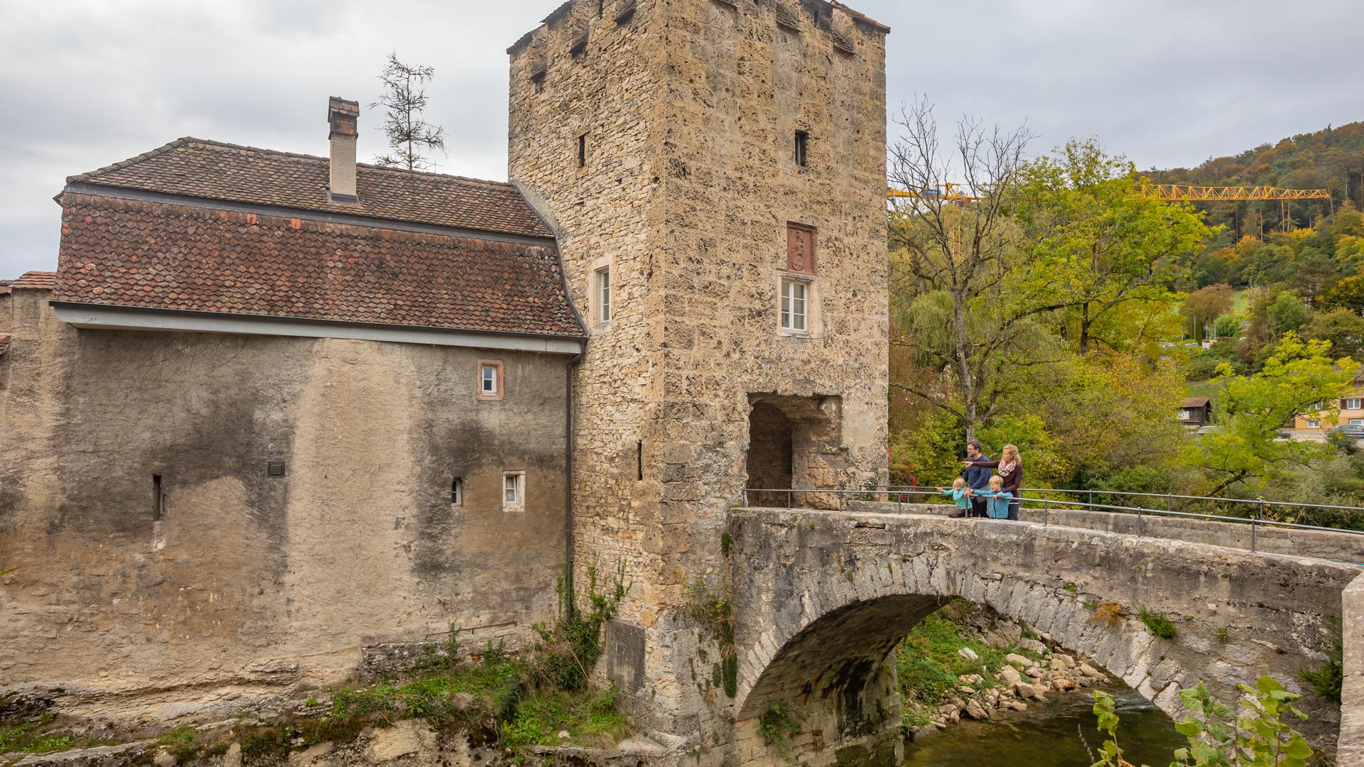 Schloss Zwingen HD 4961