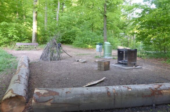Feuerstelle Chästeli, Pratteln