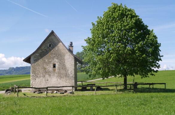 Feuerstelle Schällhüsli, Brislach
