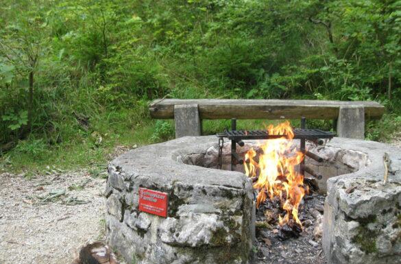 Feuerstelle Schelmenloch, Reigoldswil