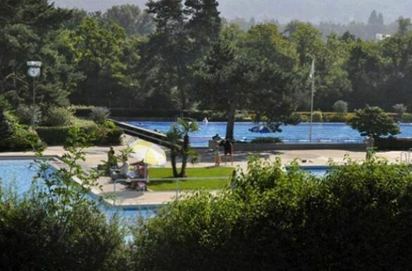 Gartenbad Reinach