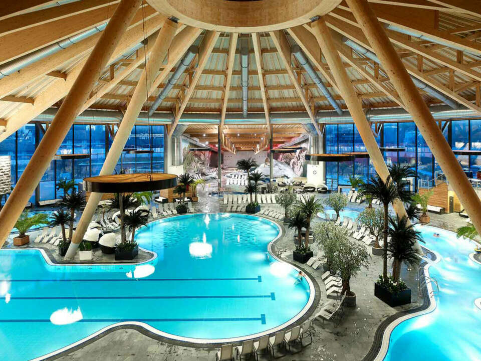 Aquabasilea schwimmbad
