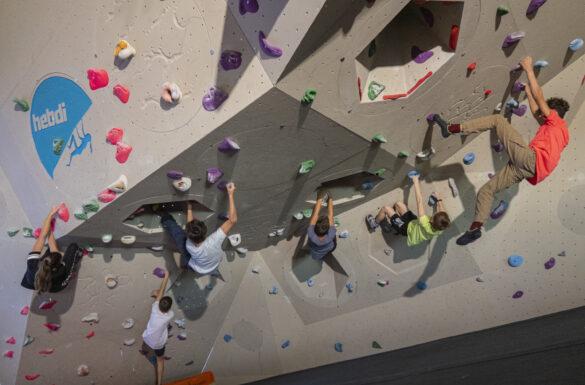Hebdi Boulderhalle
