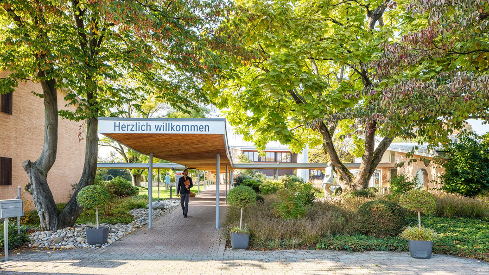 1 Coop Tagungszentrum Eingangsbereich