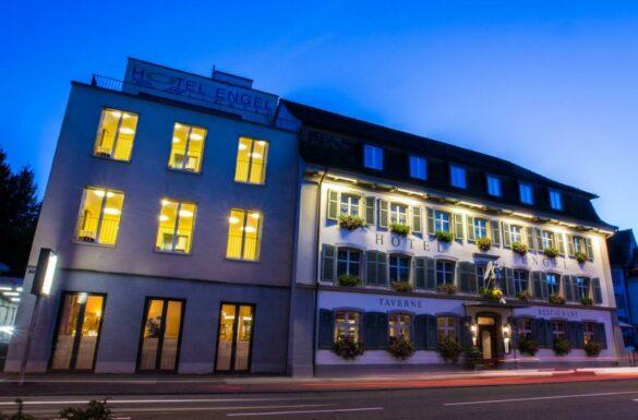 Hotel Engel Liestal