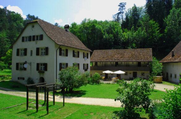 Hotel Neumühle Moulin-Neuf