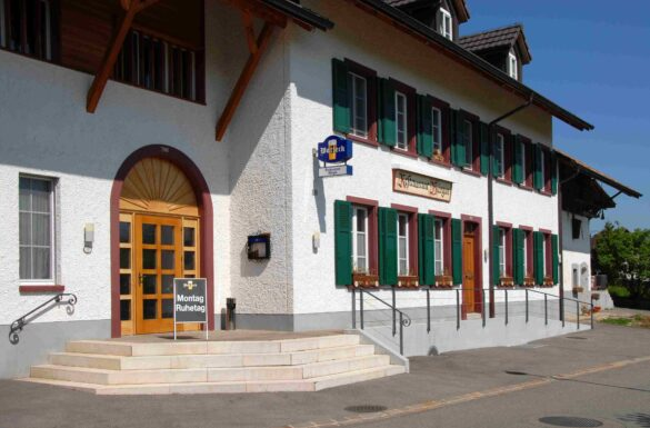 Hotel Restaurant Bürgin