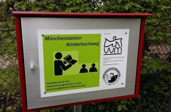 Kinderbuchweg Münchenstein