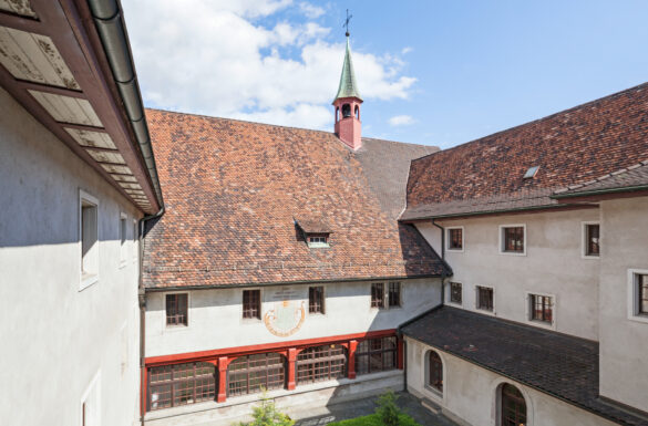 Hotel Kloster Dornach