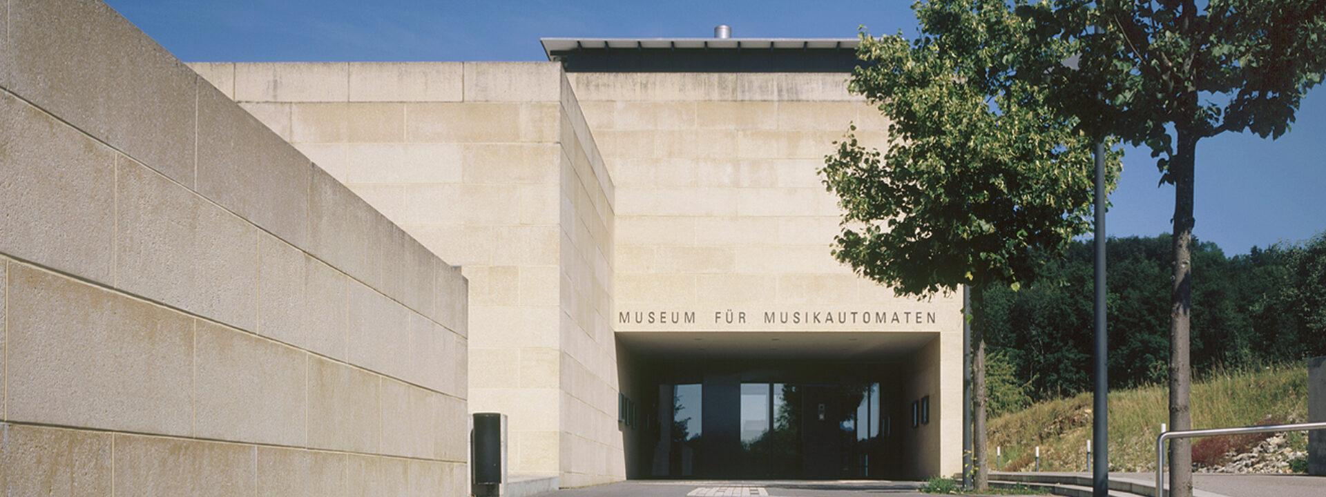 Museum für Musikautomaten