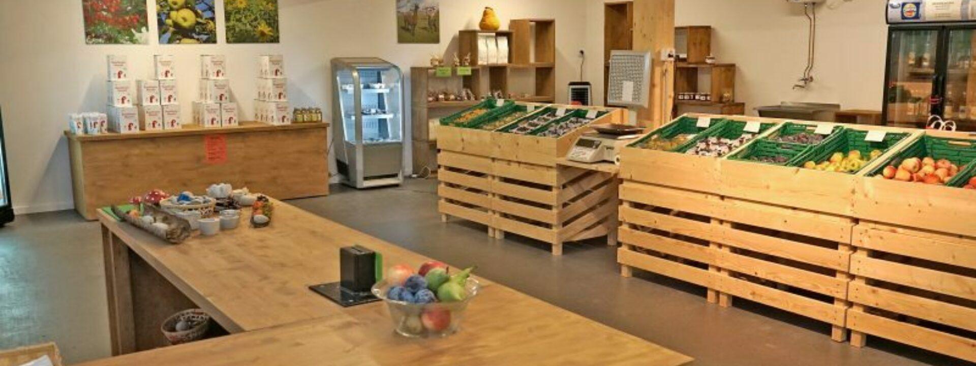 Lüthi Obstbau - Öpfelhüsli