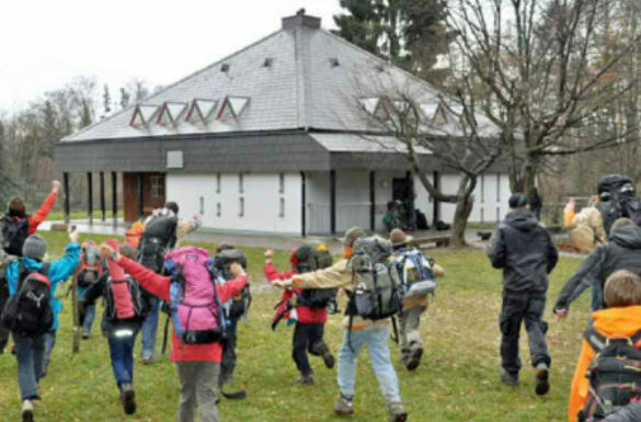 Pfadiheim Rheinbundhaus