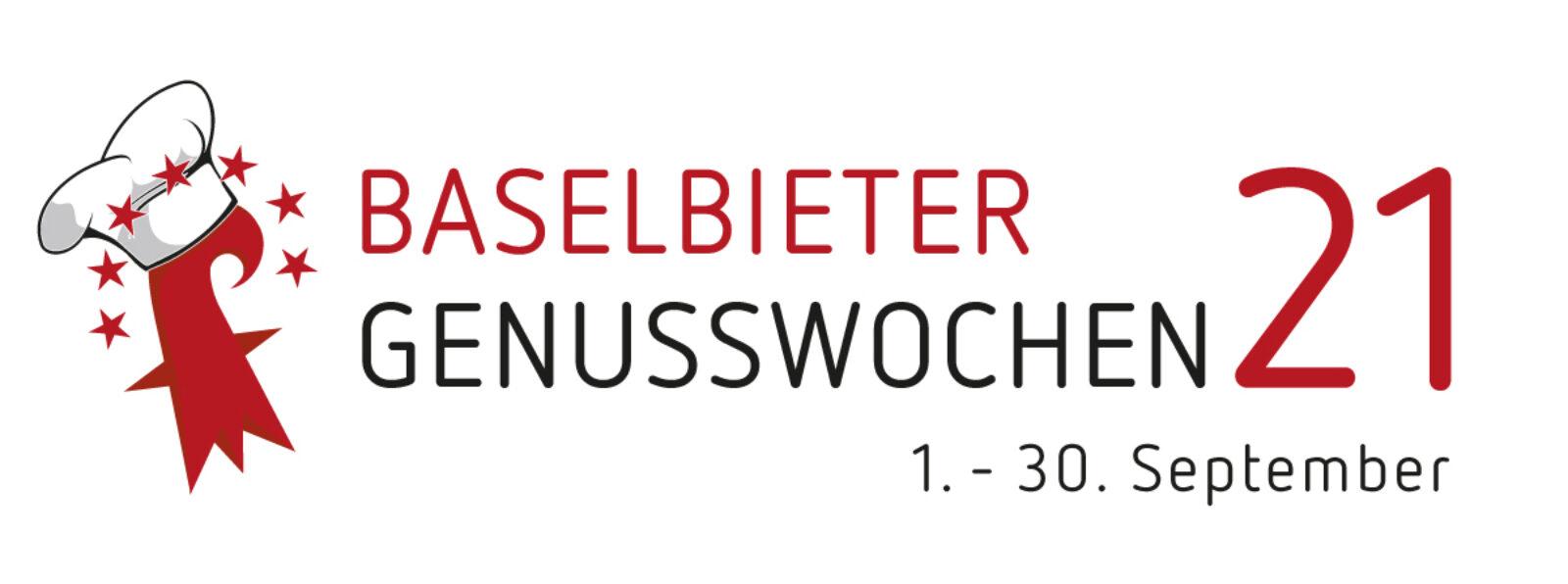 Baselbieter Genusswochen Logo 2021