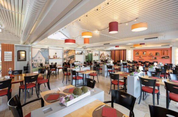 Restaurant Ambiente, Allschwil