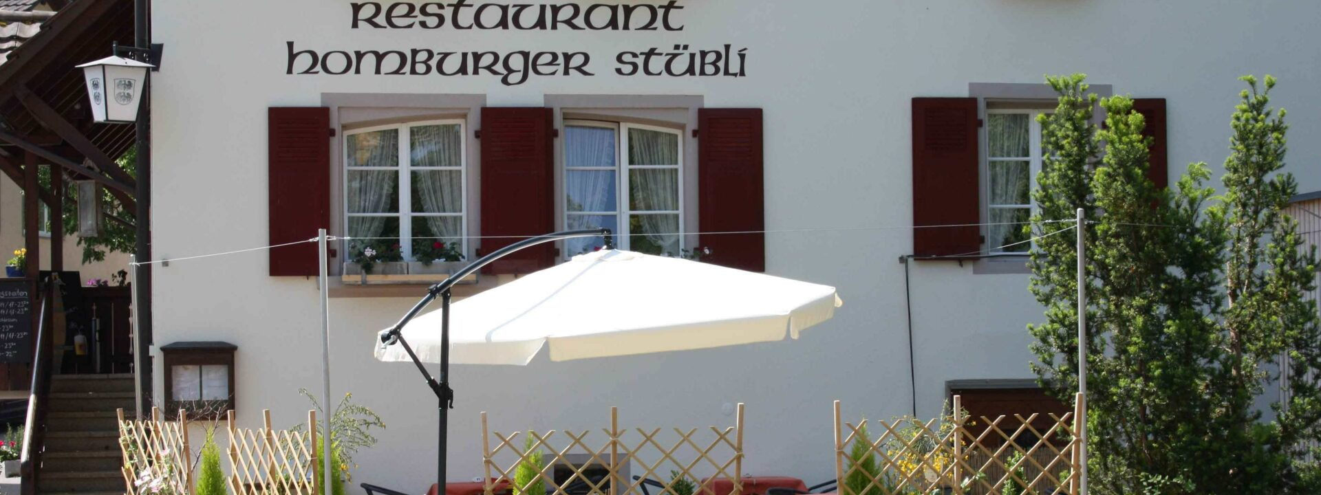 Restaurant Homburgerstübli