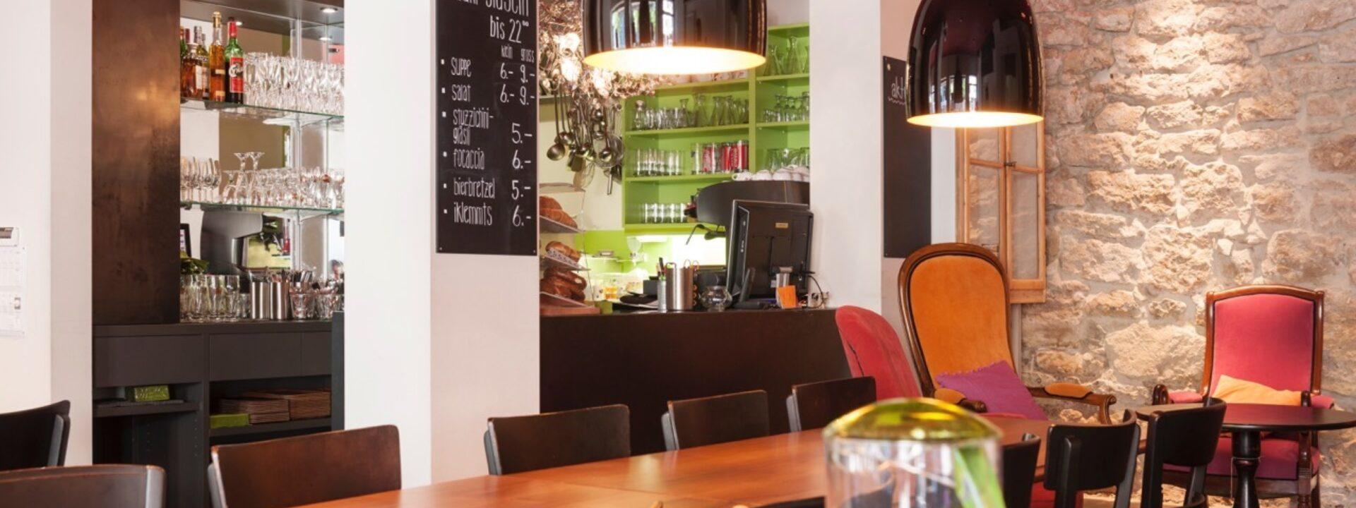 Restaurant mooi