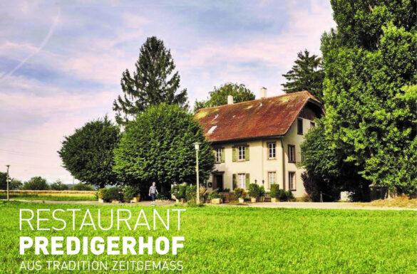 Restaurant Predigerhof, Reinach