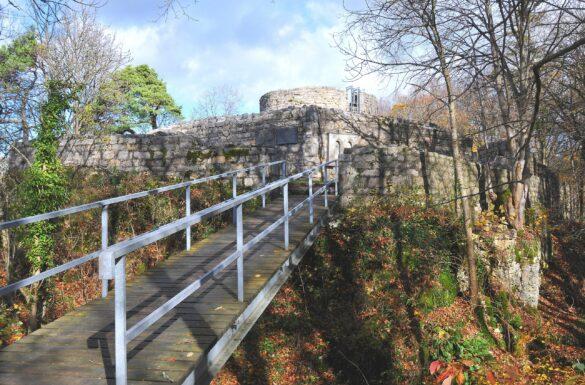 Ruine Bischofstein