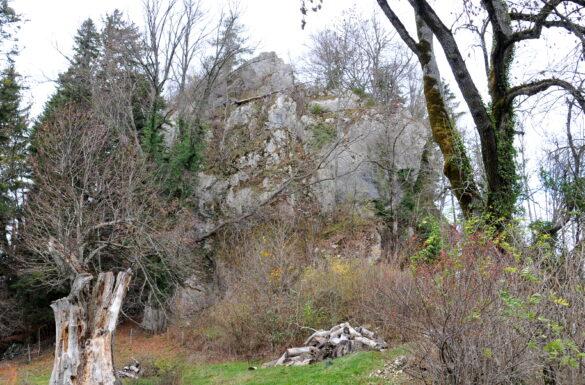 Ruine Ramstein