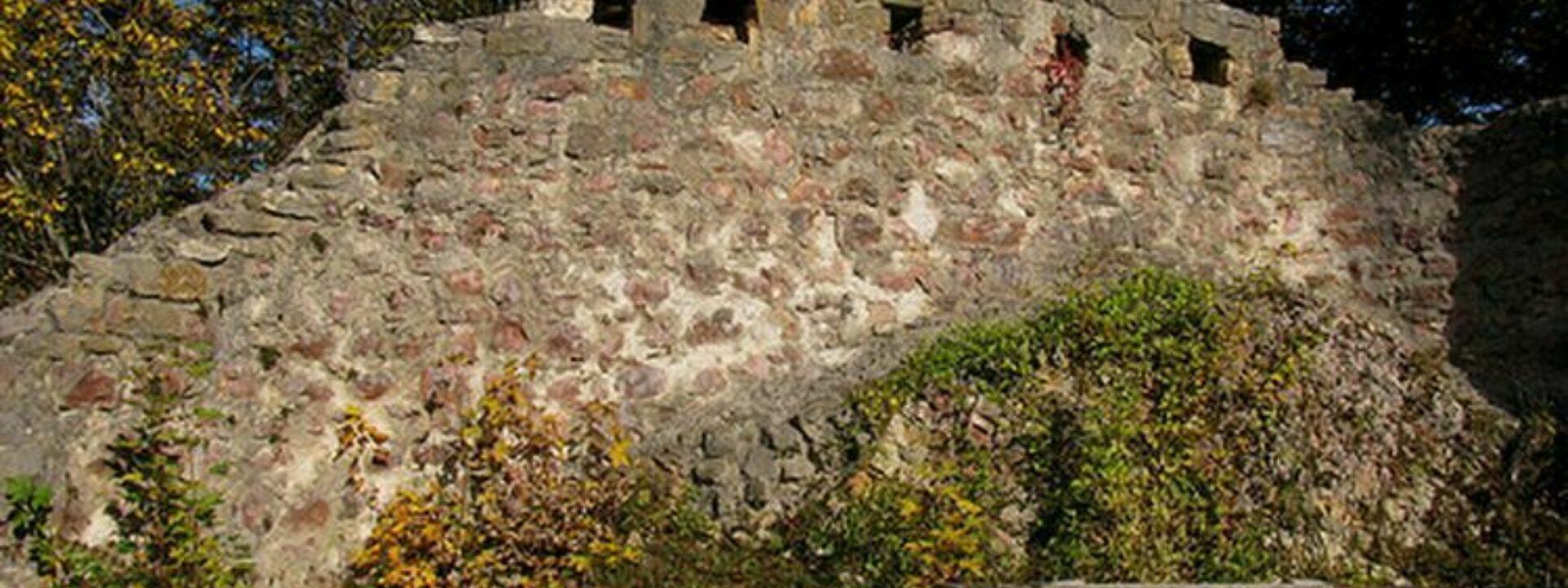 Ruine Scheidegg