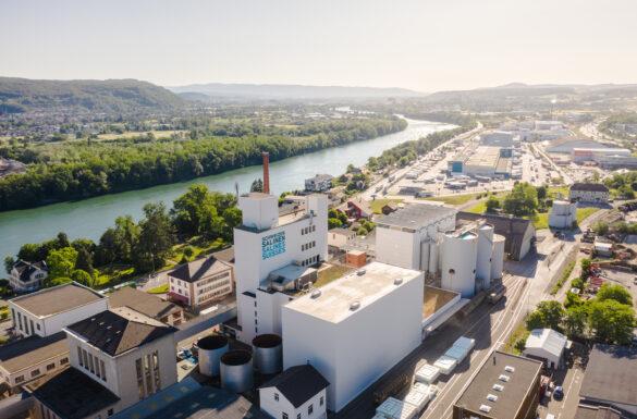 Schweizer Salinen AG, Pratteln