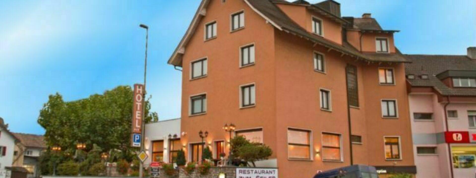 Seiler's Hotel Radackerhof