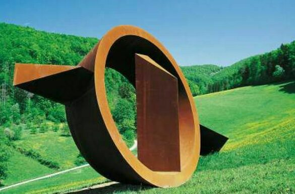 Skulpturenpark - Kloster Schönthal