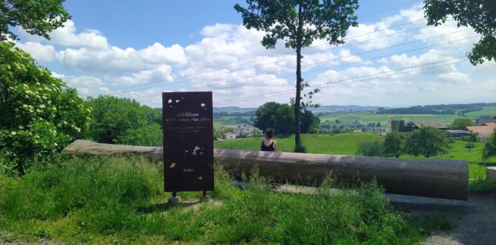 Slide Wanderung Stierenberg 2
