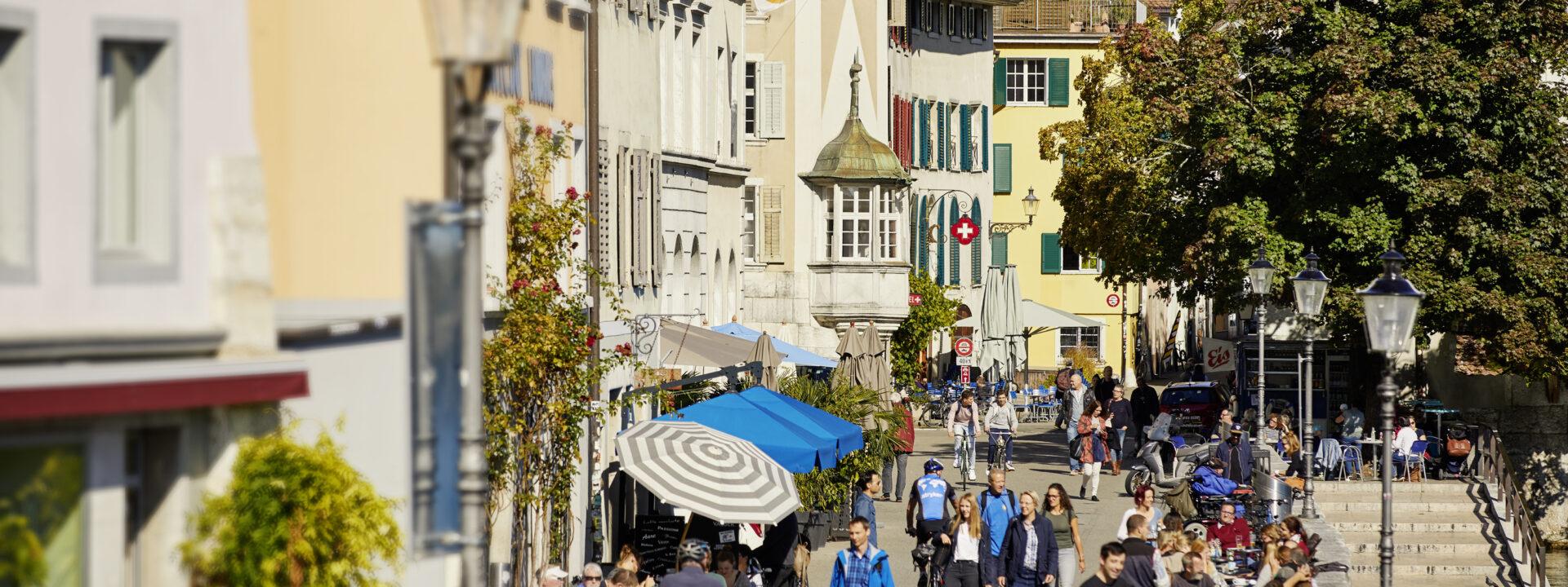 SommerSpass in Solothurn - Reise 1