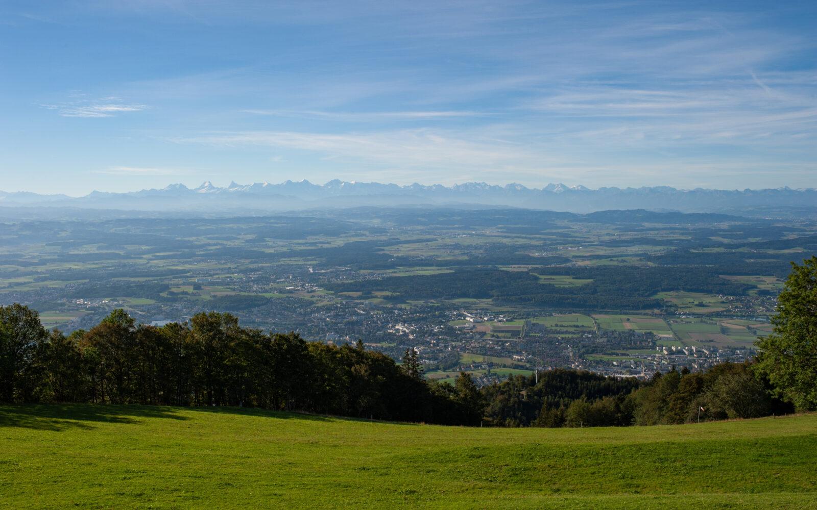 Aussicht Weissenstein zugeschnitten Solothurn Tourismus Urs Amiet