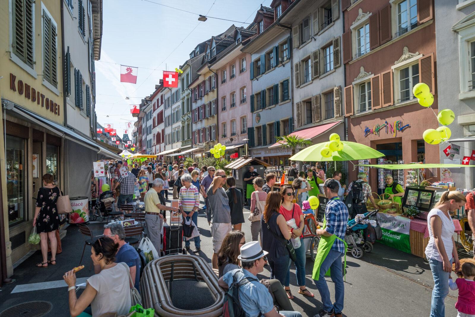 Genussmarkt Liestal