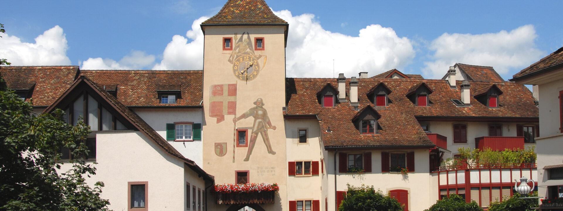 Die schönste Flaniermeile der Schweiz