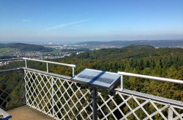 Turmwirtschaft Aussichtsturm Liestal