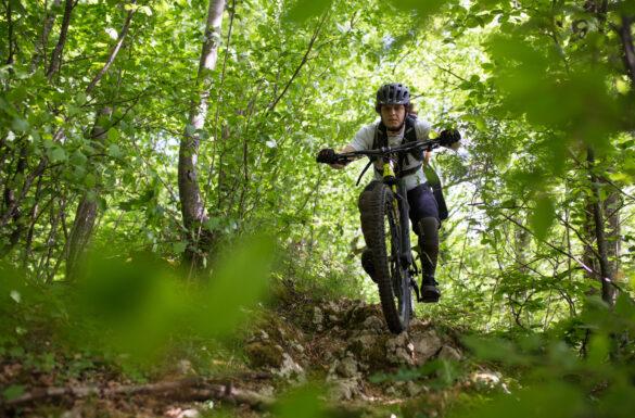 Sicherheit und Bike-Kodex