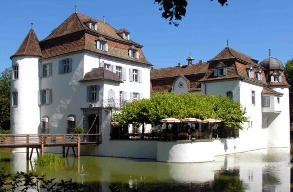 Wasserschloss Bottmingen