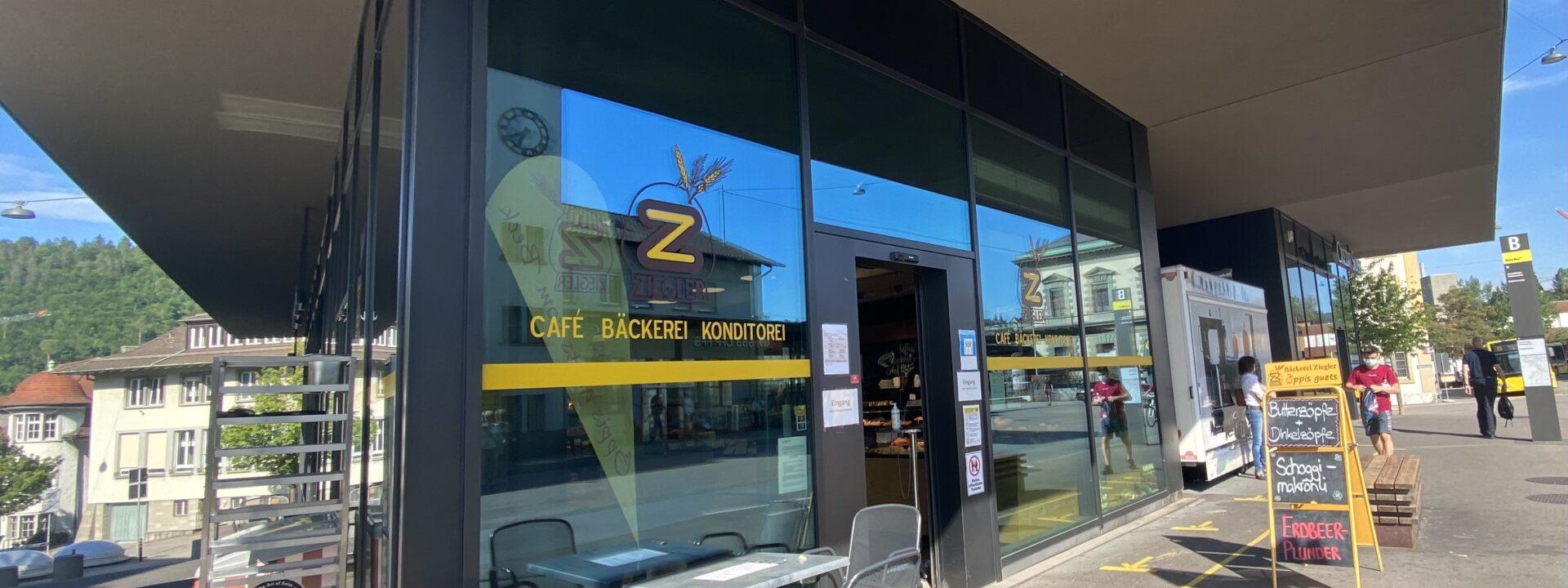 Café Ziegler am Bahnhof